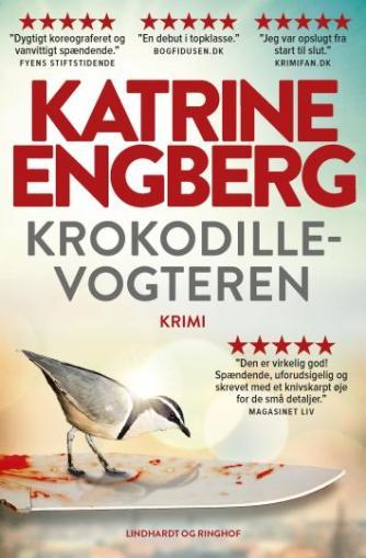 Katrine Engberg: Krokodillevogteren